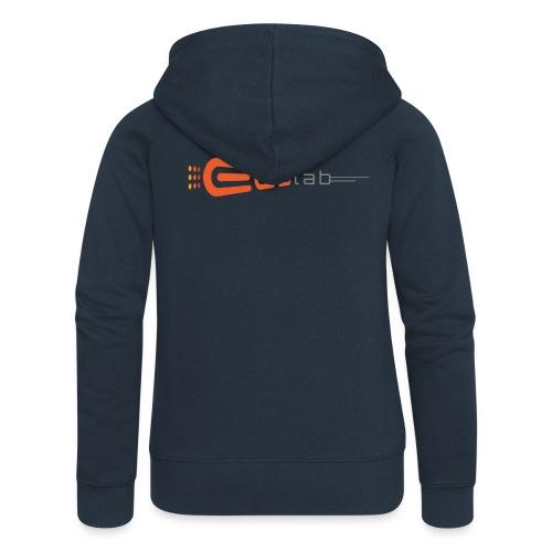 EOS Lab - Chaqueta con capucha premium mujer