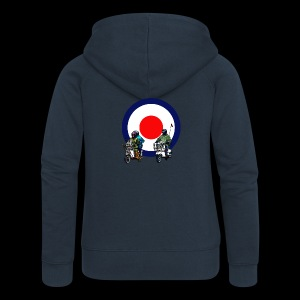 Mods - Women's Premium Hooded Jacket