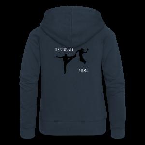 Håndball Mamma Collection - Premium hettejakke for kvinner