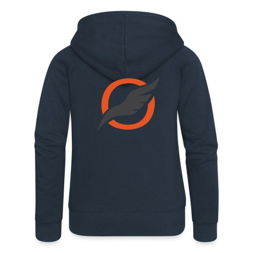 O Sign png - Women's Premium Hooded Jacket