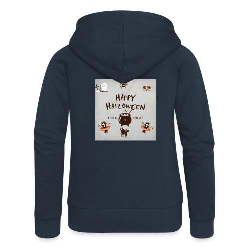 helloween 10 - Women's Premium Hooded Jacket