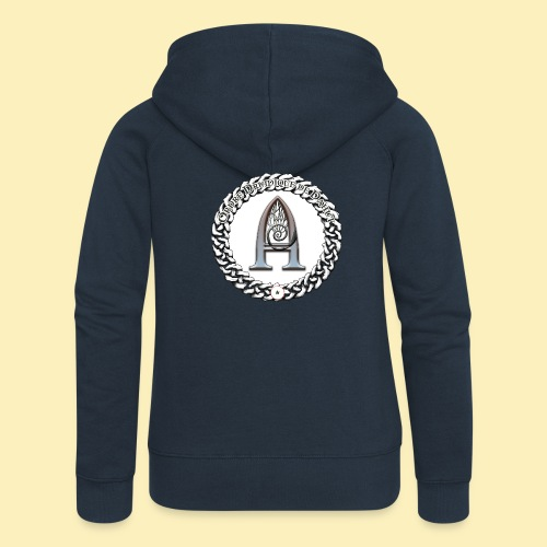 Logo d'Arantelle - Veste à capuche Premium Femme