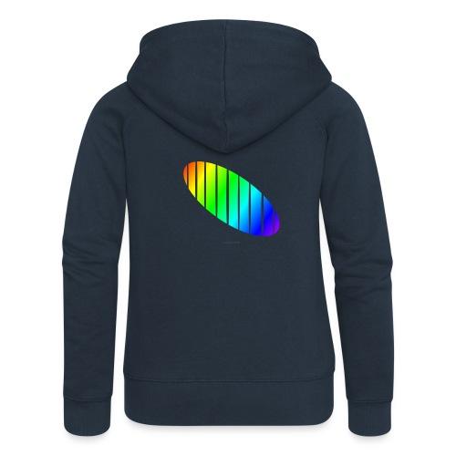 shirt-01-elypse - Frauen Premium Kapuzenjacke