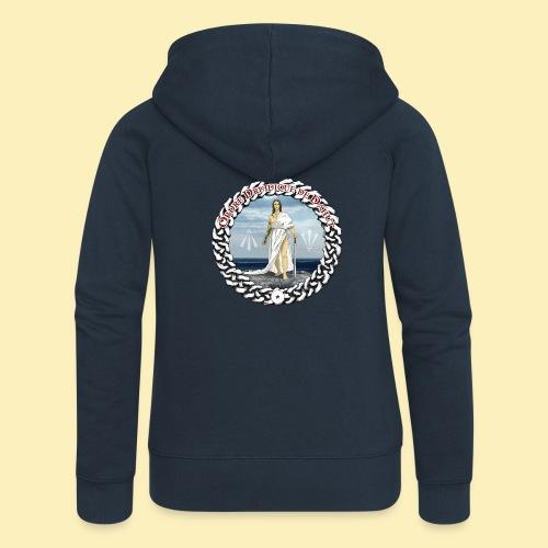 Ordre Druidique de Dahut Logo - Veste à capuche Premium Femme