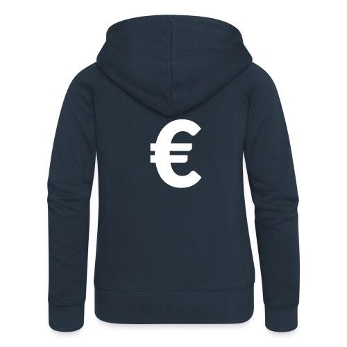 EuroWhite - Veste à capuche Premium Femme
