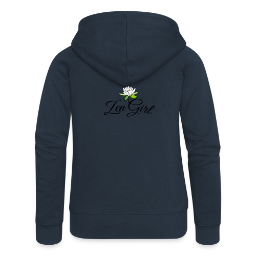 zengirl with lotusflower for purity in life - Premium luvjacka dam