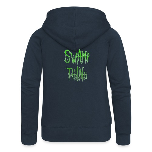 Swamp thing - Women's Premium Hooded Jacket