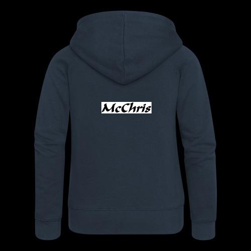 MCCHRIS - Frauen Premium Kapuzenjacke