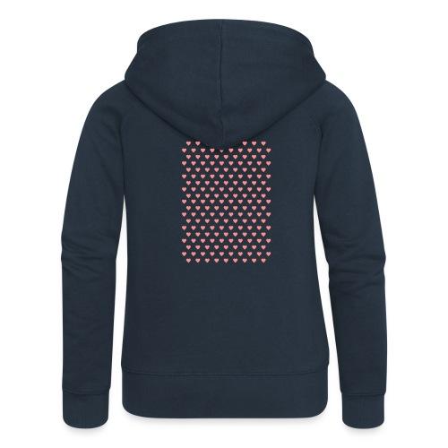wwwww - Women's Premium Hooded Jacket
