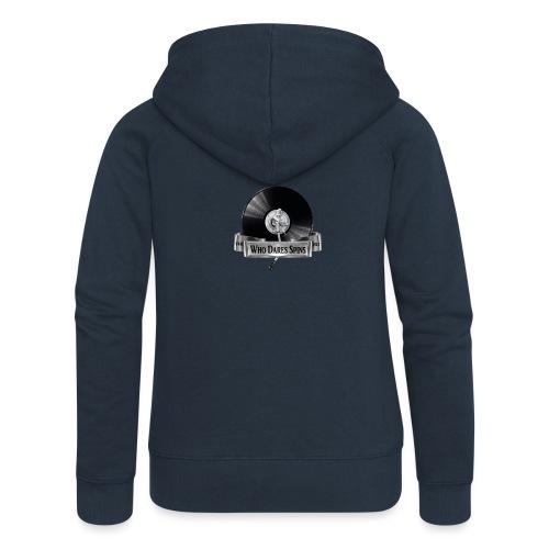 Badge - Women's Premium Hooded Jacket