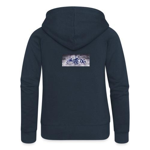 New Akut06Style 2013 jpg - Frauen Premium Kapuzenjacke