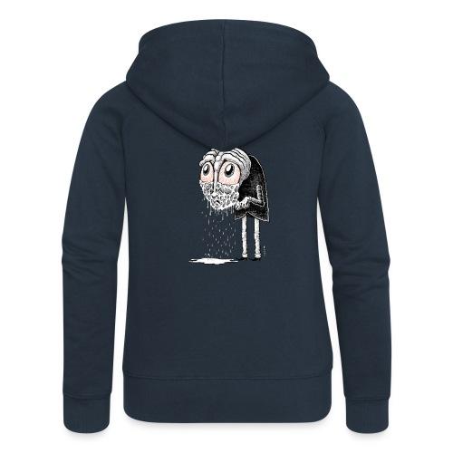 Crybaby 1 - Women's Premium Hooded Jacket