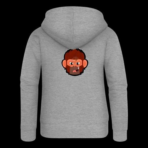 PoGo Mask t-shirt - Dame Premium hættejakke