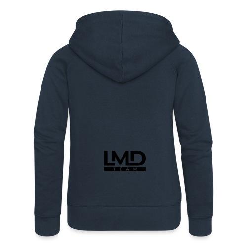 LMD-Team - Frauen Premium Kapuzenjacke