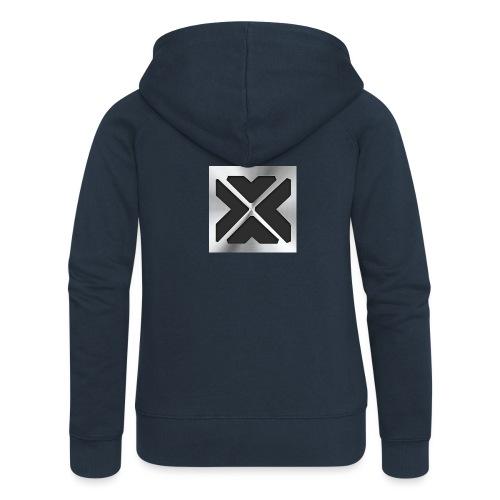 Logo Xtr3mZMiniboy - Veste à capuche Premium Femme