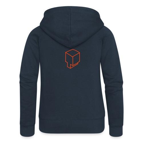 Simple Box T - Women's Premium Hooded Jacket