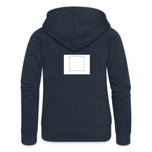 Square t shirt - Vrouwenjack met capuchon Premium