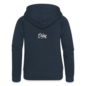 Pullover | #Drino - Frauen Premium Kapuzenjacke