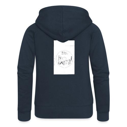 Backside 1 jpg - Women's Premium Hooded Jacket