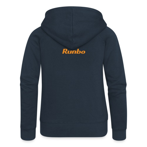 Runbo brand design - Women's Premium Hooded Jacket