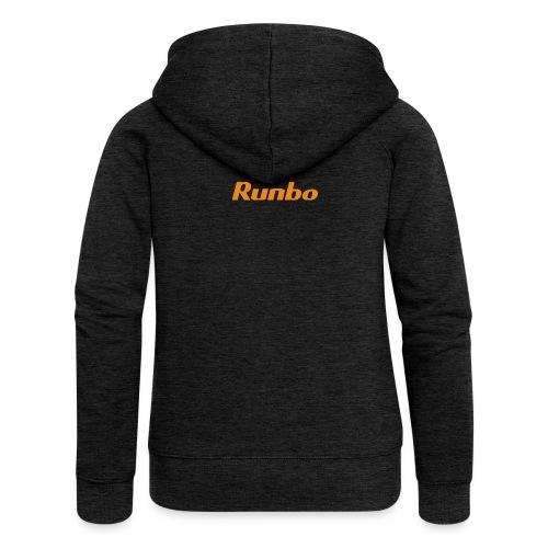 Runbo brand design - Women's Premium Hooded Jacket