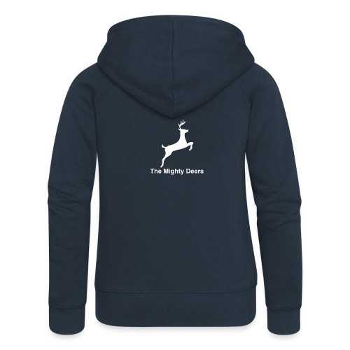 Zwart Mannenjack met capuchon TMD - Vrouwenjack met capuchon Premium