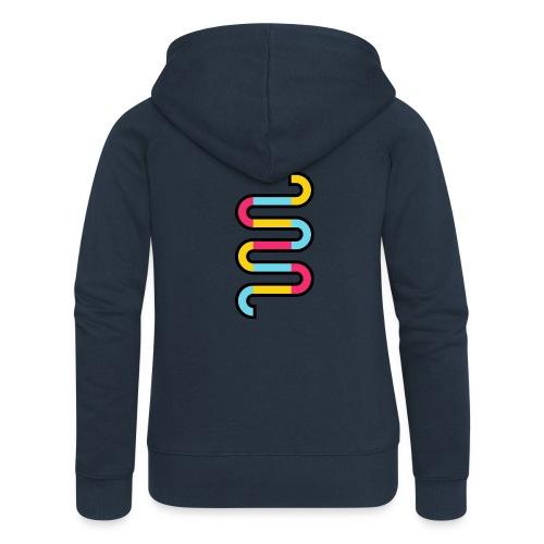 Die DNA deines Unternehmens - Frauen Premium Kapuzenjacke