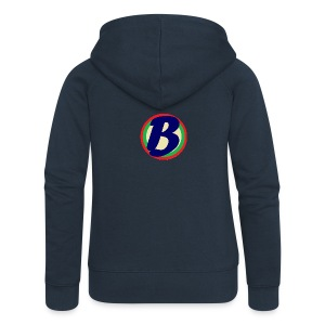 Kids Shirt - Women's Premium Hooded Jacket