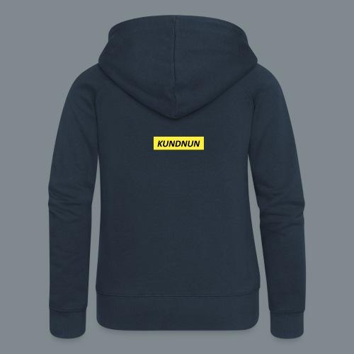 Kundnun official - Vrouwenjack met capuchon Premium