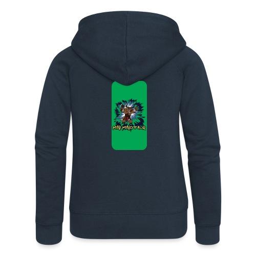 iphone 44s02 - Women's Premium Hooded Jacket