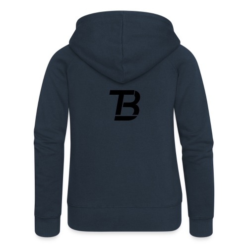 brtblack - Women's Premium Hooded Jacket