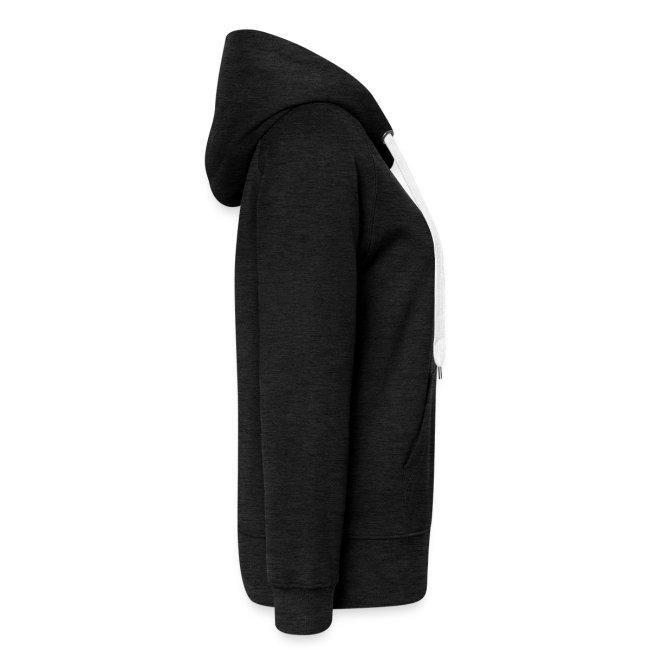 Vorschau: Reiterin - Frauen Premium Kapuzenjacke