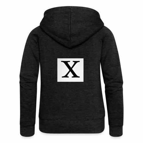 THE X - Women's Premium Hooded Jacket