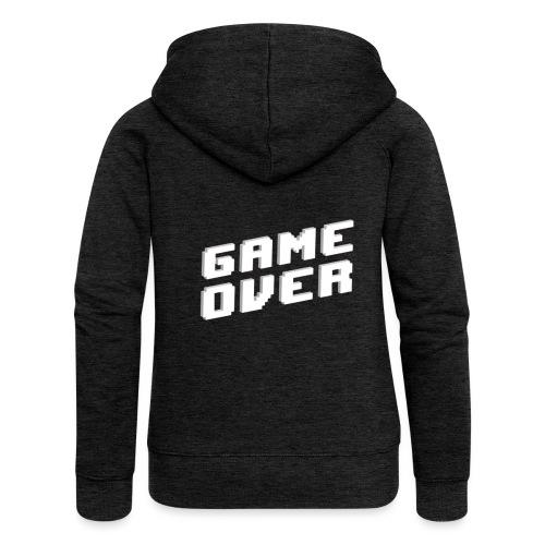 Game Over - Frauen Premium Kapuzenjacke