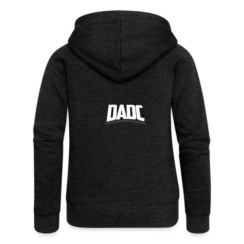 DaDC Logo Design - Women's Premium Hooded Jacket