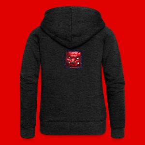 Team redBEAR Official Shirt - Premium luvjacka dam