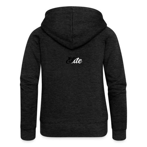 elite proflie pic 20177 - Women's Premium Hooded Jacket