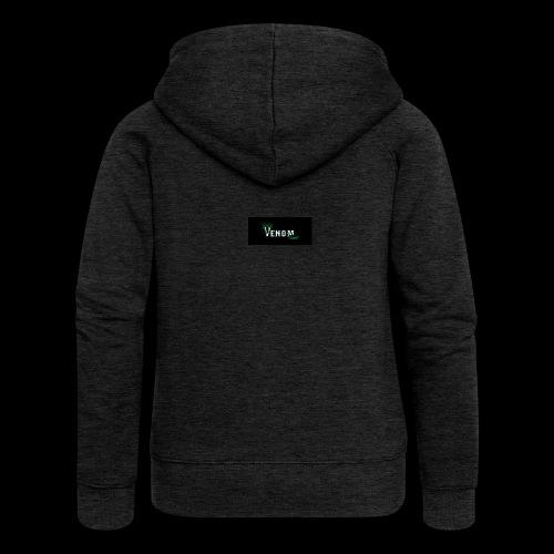 venomeverything - Women's Premium Hooded Jacket