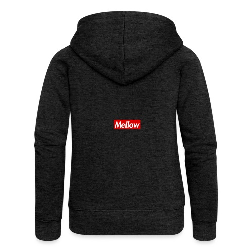Mellow Red - Women's Premium Hooded Jacket
