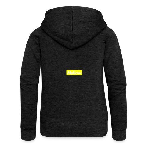 mellow Yellow - Women's Premium Hooded Jacket
