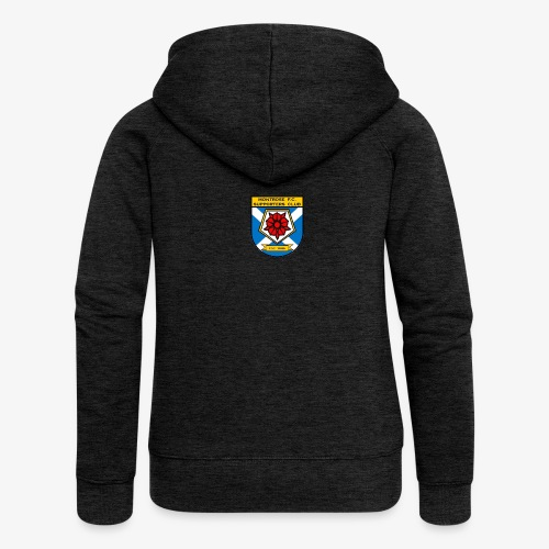 Montrose FC Supporters Club - Women's Premium Hooded Jacket
