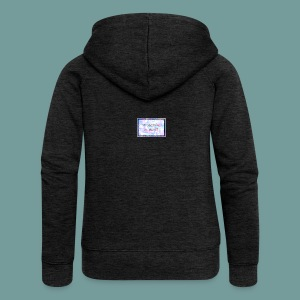 MY SUPERPOWER IS ANXIETY - Women's Premium Hooded Jacket