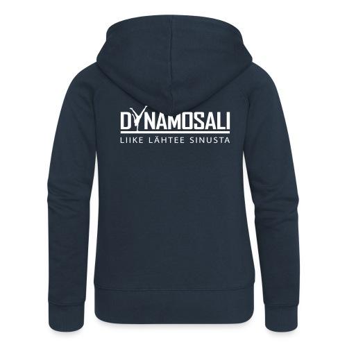 DynamoSALI_logo - Naisten Girlie svetaritakki premium