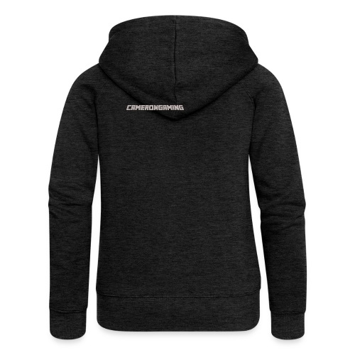 camerongaming png - Women's Premium Hooded Jacket