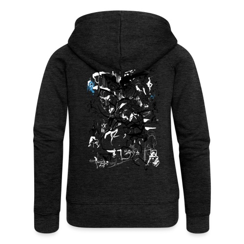 art of shaolin - Women's Premium Hooded Jacket