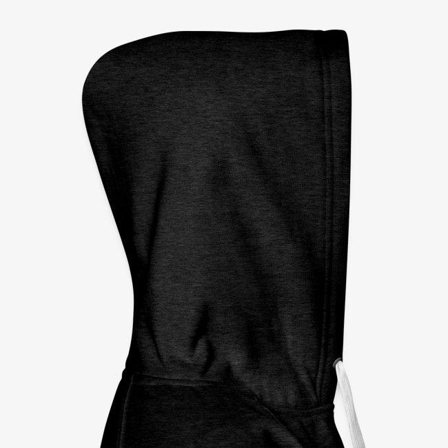 Vorschau: auf die kacke haun - Frauen Premium Kapuzenjacke