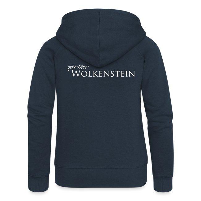 PORTER Wolkenstein Typo Vektor