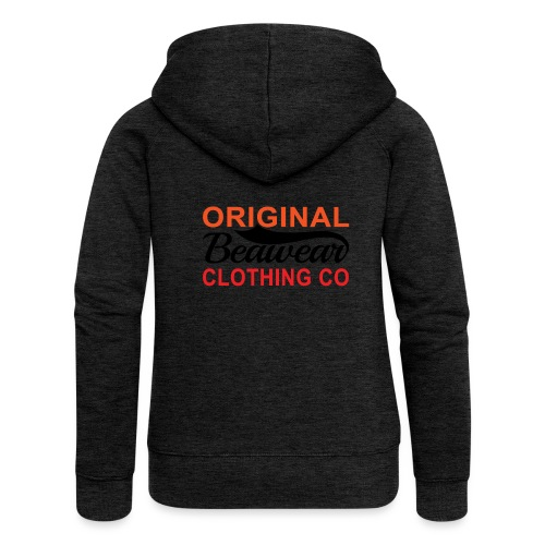 Original Beawear Clothing Co - Women's Premium Hooded Jacket