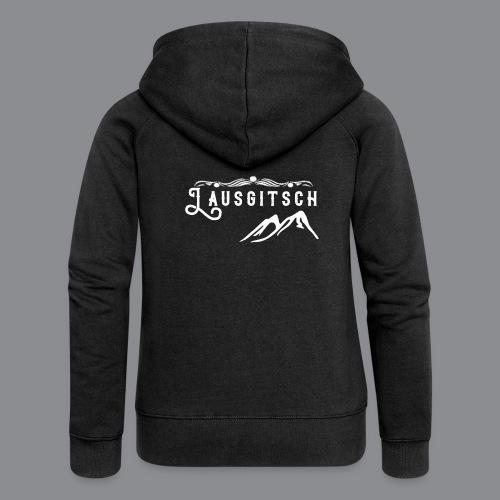 Lausgitsch Weiß - Frauen Premium Kapuzenjacke