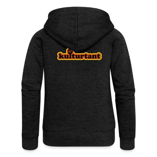 KULTURTANT - Premium luvjacka dam